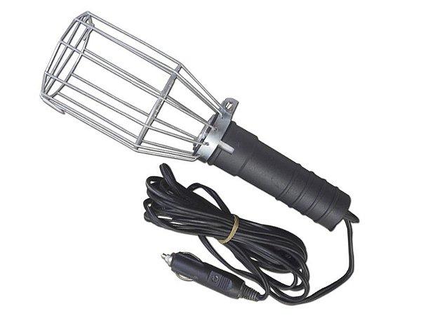 Pendente de Luz C/Plug Acendedor S/ Lâmpada Gaiola de Arame Est. Paulista