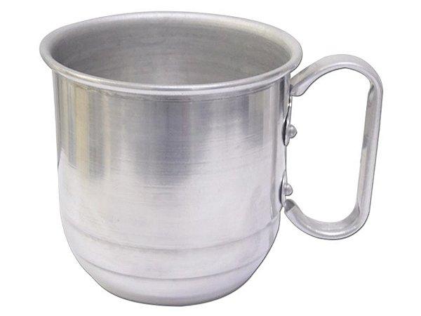 Caneca P/ Chopp 400ml em Aluminio AAL