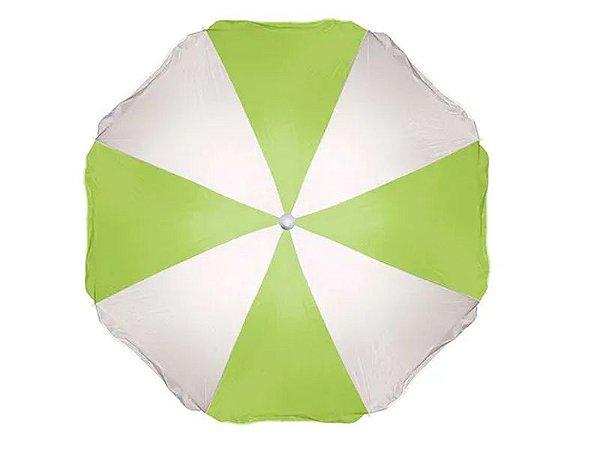 Guarda Sol 1,80 Metros Verde/Cinza 3718 Mor