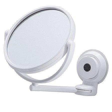 Espelho Ajustável C/ Ventosas Gira 360º 1238 Paramount
