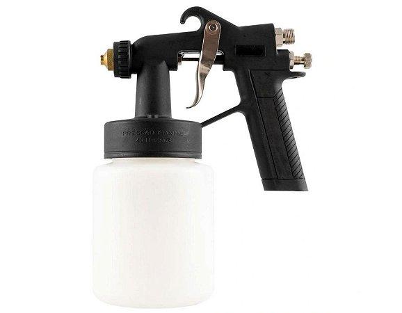 Pistola de Pintura Ar Direto Bico 1,3mm Ref. 90 9ZM Eda