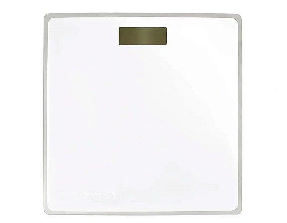 Balança Digital Branca até 180 Kg Mor