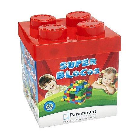 Super Blocos Lego 150 Pçs Paramount