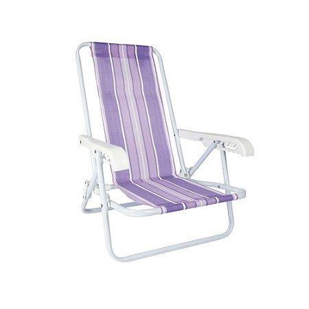 Cadeira Espreguiçadeira Infantil 4 Posições Colors Mor