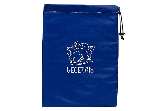 Organizador De Alimentos Vegetais Azul 955 VB HOME