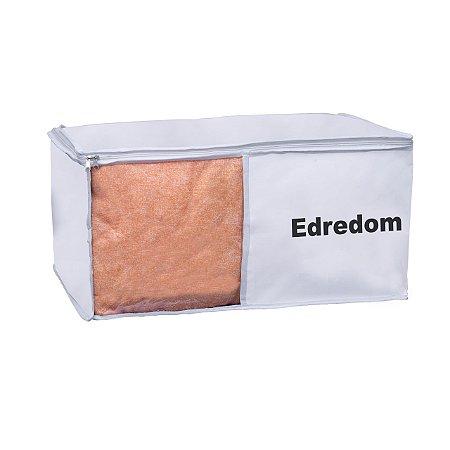 Organizador de Edredons Nylon Branco 915 VB HOME