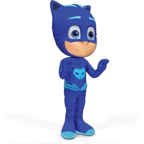 Brinquedo Infantil Boneco Menino Gato Super Heroi Pj Masks