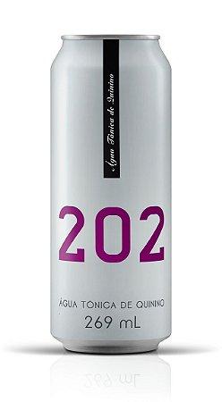 AGUA TONICA 202 - Lata - 269 ML