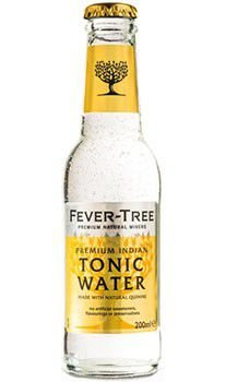 AGUA TONICA FEVER TREE INDIAN - 200 ML