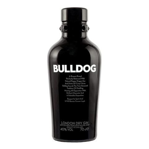 GIN BULLDOG - DRY GIN - 750 ML