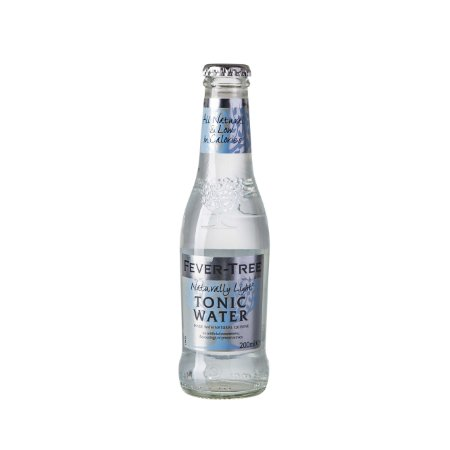 Água Tônica Fever Tree Light - 200ml