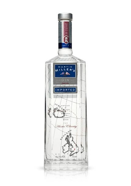 GIN MARTIN MILLER 700 ml