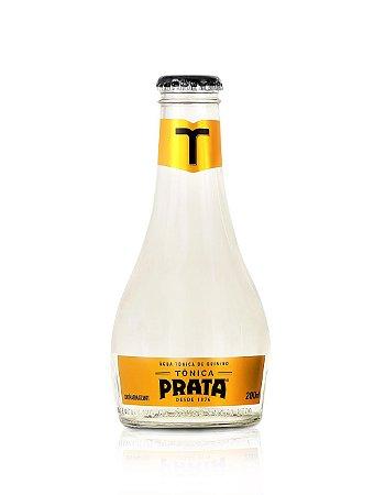 Água Tônica Prata  - Garrafa - 200 ml