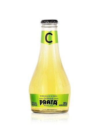 Mixer Citrus Aguas Prata 200 ml - Garrafa