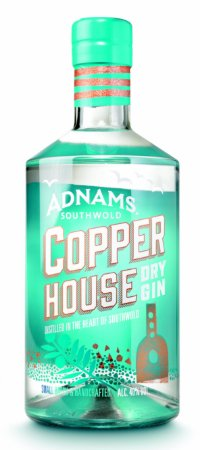 GIN ADNAMS COOPER HOUSE - 700 ML