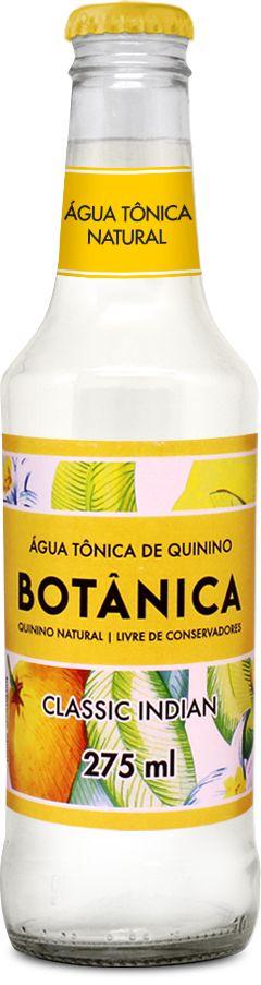 Agua Tônica Botânica Indian 275ml