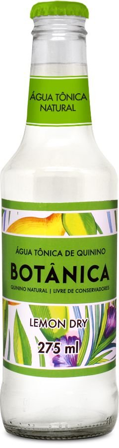 AGUA TONICA BOTANICA LEMON DRY - 275 ML