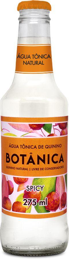 AGUA TONICA BOTANICA SPICY - 275 ML