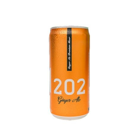 GINGER ALE - 202  - LATA - 269 ML