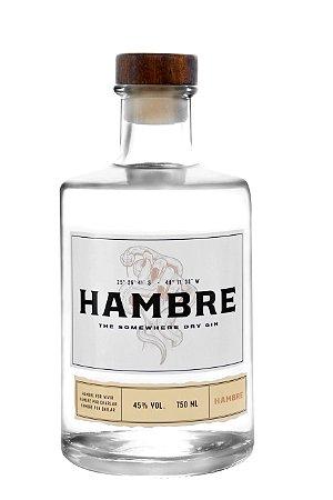 GIN HAMBRE - 750 ml