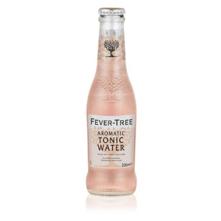 AGUA TÔNICA FEVER TREE AROMATIC 200ml