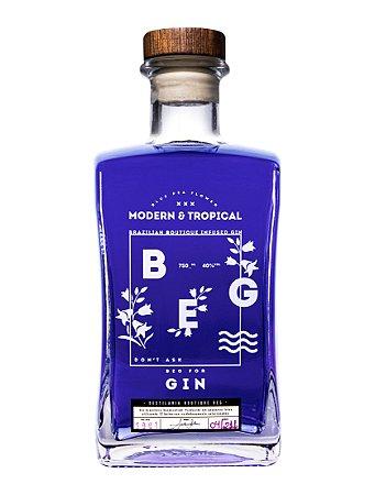 GIN BEG MODERN & TROPICAL BLUE PEA FLOWER 750 ML