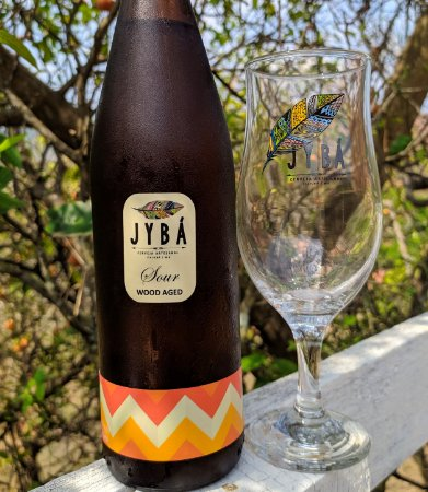 KIT JYBÁ CATHARINA SOUR WOOD AGED + TAÇA EXCLUSIVA