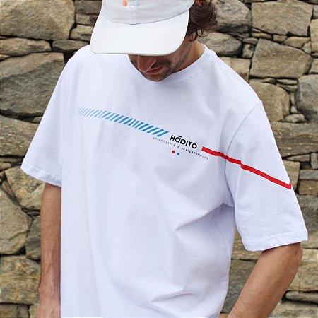 Camiseta Hábito Skateboard Ticket