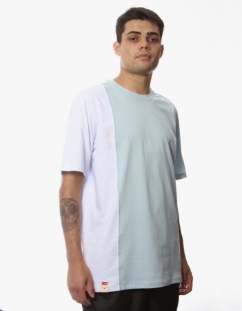 Camiseta Hábito Dupla Cor