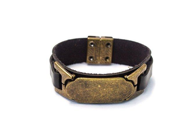 Bracelete Rustico Chic
