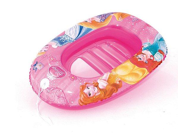Bote Inflável Infantil Princesas