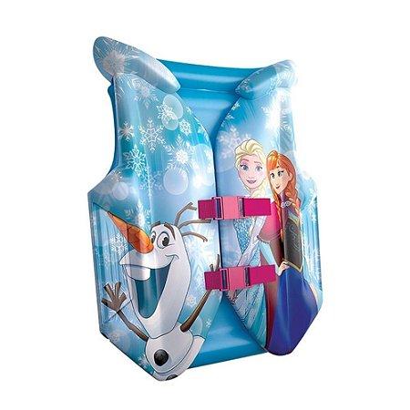 Colete Inflável Infantil Frozen