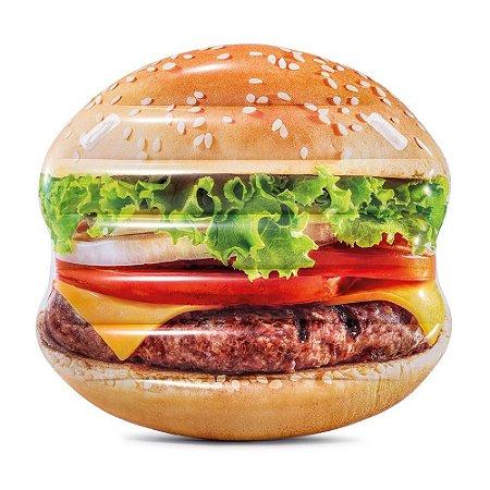 Boia Hamburger Gigante Intex