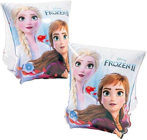 Boia de Braço Frozen Inflável Infantil Intex