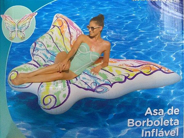 Boia Inflável Asa de Borboleta Summer Waves
