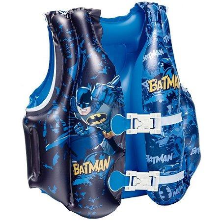 Colete Inflável Batman Infantil DC