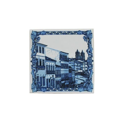 Azulejo Pelourinho - Casarios