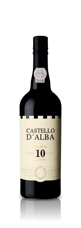 Castello D' Alba Porto Tawny 10 anos