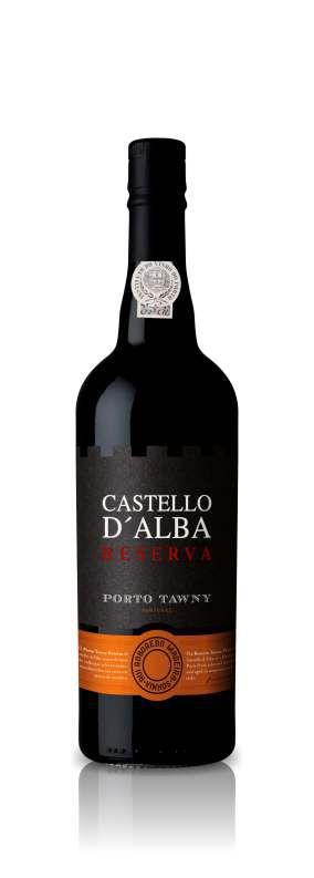 Castello D'Alba Reserva Tawny