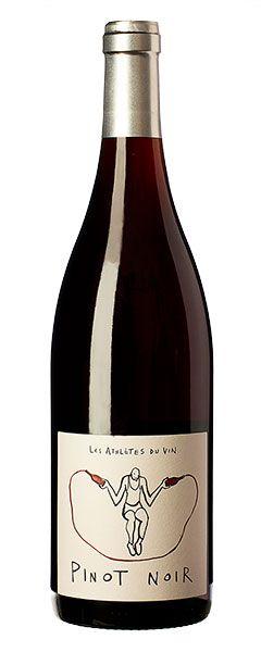 Les Athletes du Vin Pinot Noir