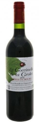 La Coccinelle de La Grolet 2011 –AOC Côtes de Bourg
