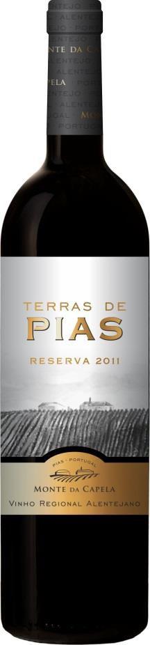 Terras de Pias Reserva 2014
