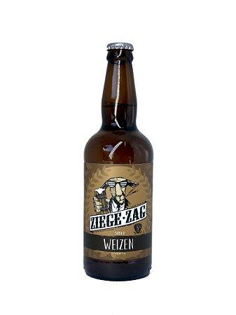 Cerveja Ziege Zag Weizen