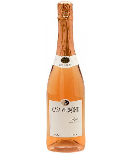 Espumante Brut Rosé Casa Verrone