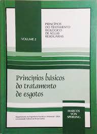 Princípios básicos do tratamento de esgoto - Volume 2