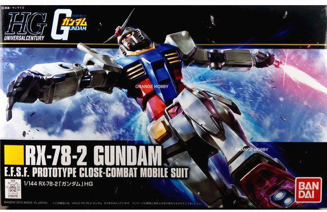 Gundam RX-78-2 HGUC 191 1/144