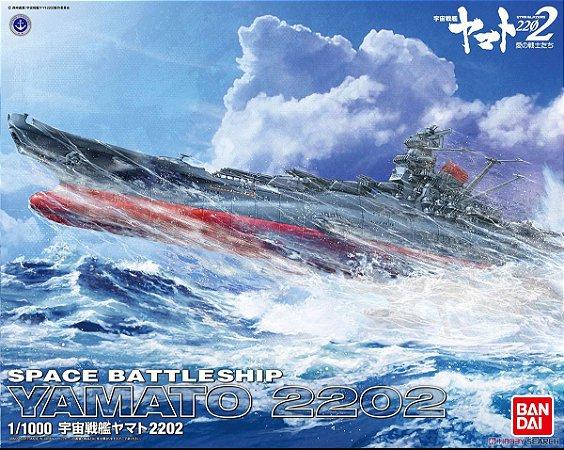 Space Battleship Yamato 2202 1/1000