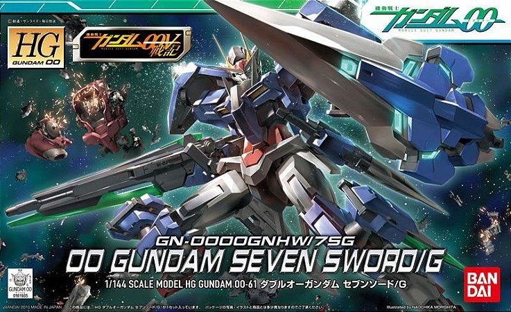 GUNDAM 00 SEVEN SWORD/G HG 1/144