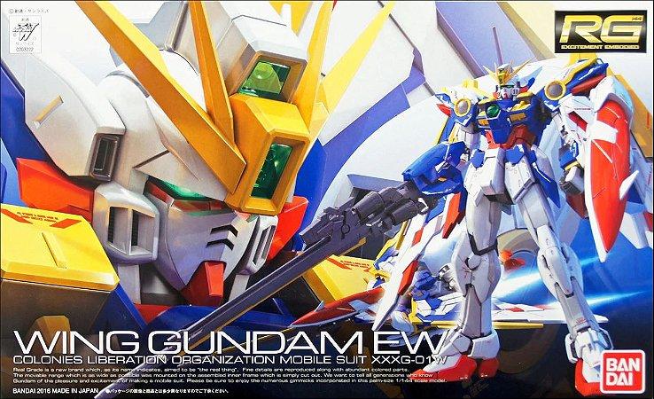 Gundam Wing EW RG XXXG-01W 1/144
