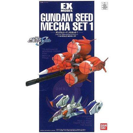 EX MODEL Gundam Seed Mobius Zero e Sky Grayper  1/144